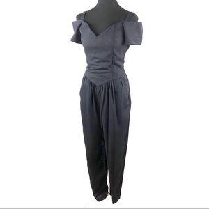 Stunning vintage 90's pants jumpsuit